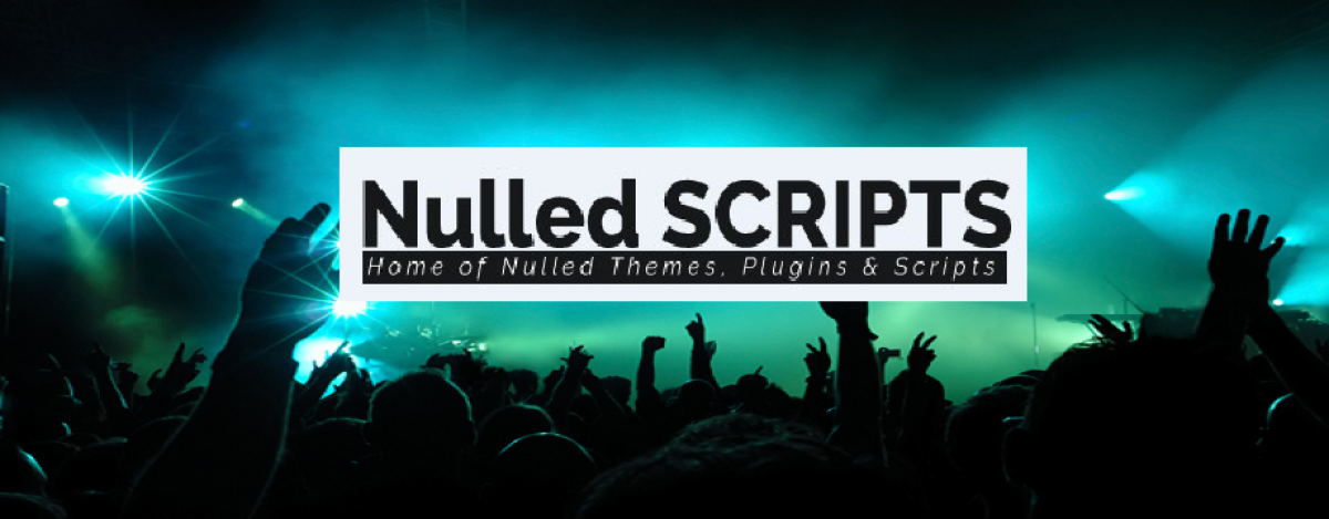 Nulled Scripts – Welcome To My Blog!